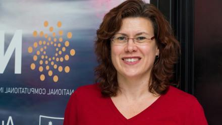 Associate Professor Megan OMara is using Australias most powerful supercomputer to see how the coronavirus exploits receptors to invade our cells.